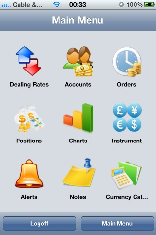 Forex app for symbian