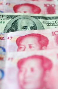 Yuan Renminbi, China currency trading