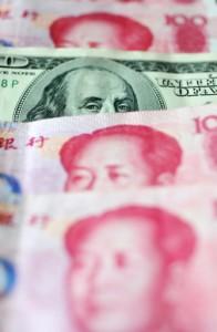 Yuan Renminbi, China currency trading