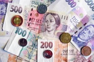 CZK Czech Koruna currency