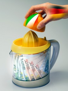 European Central Bank battles with the Euro value
