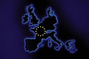 European Union countries map