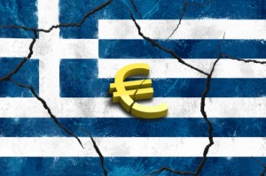 Greece Euro crash
