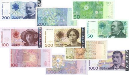norwegian-krone