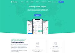 Trading platform by Skilling