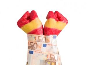 Euro currency in Spain