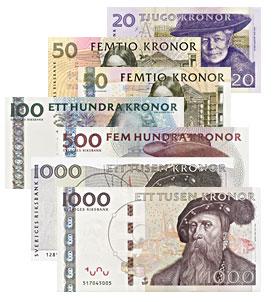 swedish-notes