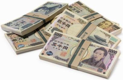yen-banknotes